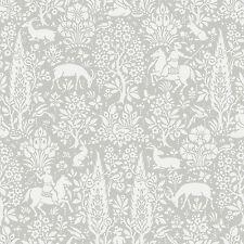 A Street Prints Meadow Woodland Animals Wallpaper FD22729