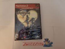 * New *  Kingdom Hearts -  ps2  Sony Playstation 2  * Sealed * 1 Original Game