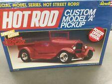 Revell Hot Rod Custom Model A Pickup Model Kit Unbuilt #7136 Factory Sealed 1/25