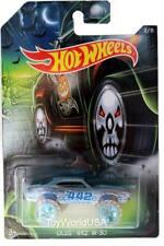 2017 Hot Wheels Kroger Exclusive Happy Halloween #2 Olds 442 W-30