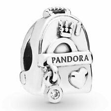 Pandora Adventure Bag Backpack Charm 797859CZ * S925 ALE * UK SELLER *
