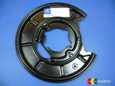 NEW GENUINE MERCEDES BENZ MB A CLASS W168 REAR BRAKE BACKING PLATE LEFT N/S