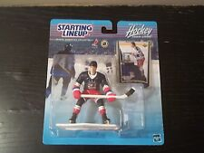 1999 Slu Starting Lineup Wayne Gretzky Ny Rangers Figure New Mib Nib New York