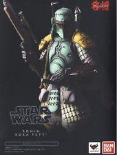 New BandaiCoach movie Realization Star Wars Ronin Boba Fett Abs & Pvc Painted