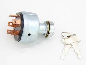 Excavator Accessories Starter Switch Ignition For KATO Excavator