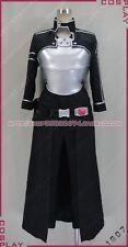 Sword Art Online II Gun Gale Online (GGO) Kirigaya Kazuto Kirito Cosplay Costume