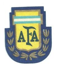 VINTAGE ASSOCIATION ARGENTINA FOOTBALL AFA LOGO PATCH 1986