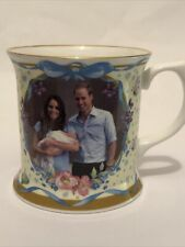 More details for birth of prince george 2013 - commemorative mug