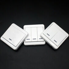 Wireless Remote Control Kinetic Self-powered No Battery Wall Light Smart Switchm
