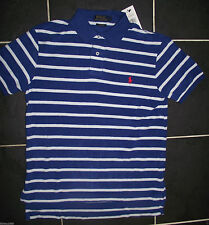 Ralph Lauren Men's Cotton Short Sleeve Striped Casual Shirts & Tops