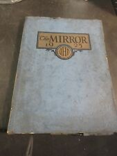 "Phillips High School 1925 Yearbook Annual ""The Mirror"" Birmingham, AL"