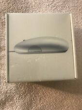 Apple Mighty Mouse with wired MB112LL/A 2007 Brand New Factory Sealed RARE!
