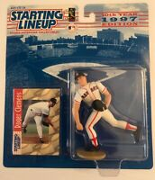 1997 MLB Starting Lineup Roger Clemens Boston Red Sox Action Figure