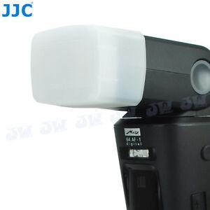 JJC Flash Diffuser Dome Cap For MetzMecablitz 64 AF-1 Digital Flash Flashgun