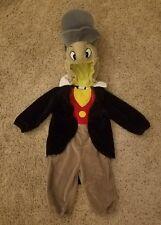 Disney Store Jiminy Cricket Costume Pinocchio Size 18 Months Toddler