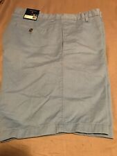 Saddlebred Men's Shorts Bubble Blue 38