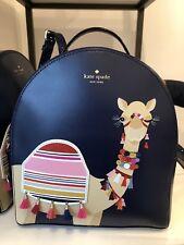 NWT Kate Spade Spice Things Up Camel Sammi Backpack Bag