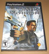 Syphon Filter: Dark Mirror (Sony PlayStation 2) Brand New / Fast Shipping