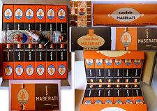 MASERATI N 12 CANDELE ORIGINALE MODENA ITALIA VESPA CANDLE KERZEN PARTS VINTAGE