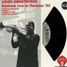 Armstrong, Louis : Satchmo Live in Florence 52 CD