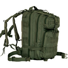 CONDOR MOLLE Nylon Compact Assault Pack Backpack 126-001 OLIVE DRAB OD GREEN