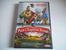DVD - La véritable histoire du PETIT CHAPERON ROUGE - ZONE 2