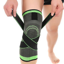 3D Weaving Pressurization Knee Brace Protector Support Cycling Hiking Sports Pad
