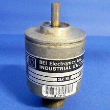 """BEI 3/8"""" SHAFT DIA. ENCODER, H25E-SS-2000-ABZC-8830-EM18"""