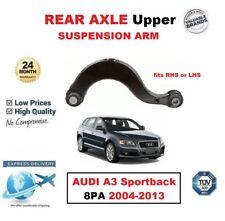 Asse Posteriore . Superiore Braccio Sospensione per Audi A3 Sportback 8pa