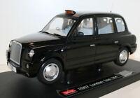Sunstar 1/18 Diecast - 5251 - 2007 London Taxi Cab TX4 - Black