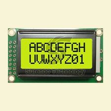 802 0802 8X2 Character LCD Module Display Screen LCM with LED Backlight
