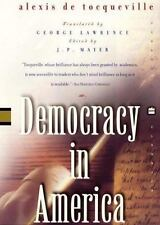 Democracy in America by Scott A. Sandage and Alexis de Tocqueville (2000,...