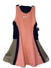 NWT Nike Court Maria Sharapova Dri-Fit Slim Fit Tennis Dress Womens M
