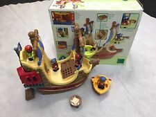 Childrens Toys Early Learning Centre Pretty Polly's Pirate Ship Pre School Toys