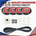 WP4392067 W10314173 Dryer Repair Kit Roller Pulley Belt For Whirlpool KitchenAid