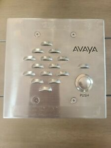 Avaya Partner System Door Entrance Speaker Phone