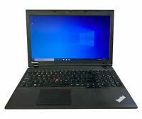 "C Grade Lenovo ThinkPad L540 15.6"" Intel i5 8GB RAM 320GB HDD Win10 WiFi Laptop"