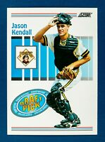Jason Kendall #490 (1993 Score) Draft Pick Rookie Card, Pittsburg Pirates