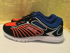 e80cdfbe38 FILA Boy's ROCKET FUELED Running Sneakers Shoes BOYS KID SIZE - 6 NEW
