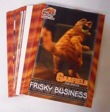 2004 Pacific Garfield: The Movie Trading Card Base Set #1-28
