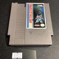 Metal Storm Nintendo Entertainment System NES 1991 Cart Only *