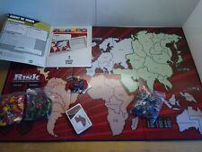 Jeu de société Risk jeu de conquête stratégique 3 modes de jeu