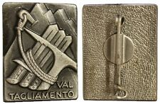 Distintivo Spilla Battaglione Alpini d'Arresto Val Tagliamento 1963 /1992#MDS145