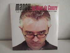 MANOU Le blues du cancre 139142 M764 CD SINGLE S/S