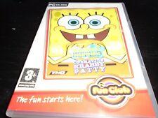 Spongebob Operation krabby patty    PC  game