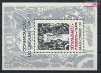 Brasilien Block29 (kompl.Ausg.) postfrisch 1972 Moderne Kunst (9233698