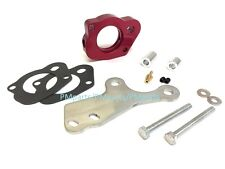 Red Throttle Body Spacer for 95-99 Dodge Neon 2.0L SOHC & DOHC 420A Engines