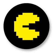 Magnet Aimant Frigo Ø38mm Retro Game Arcade Game Vintage Jeux Classic 80s Pacman