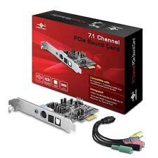 Vantec UGT-S220 7.1 Channel PCIe Sound Card