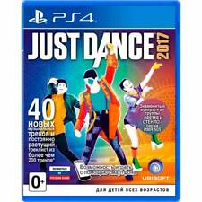 Just Dance 2017 PS4 NEW / SEALED